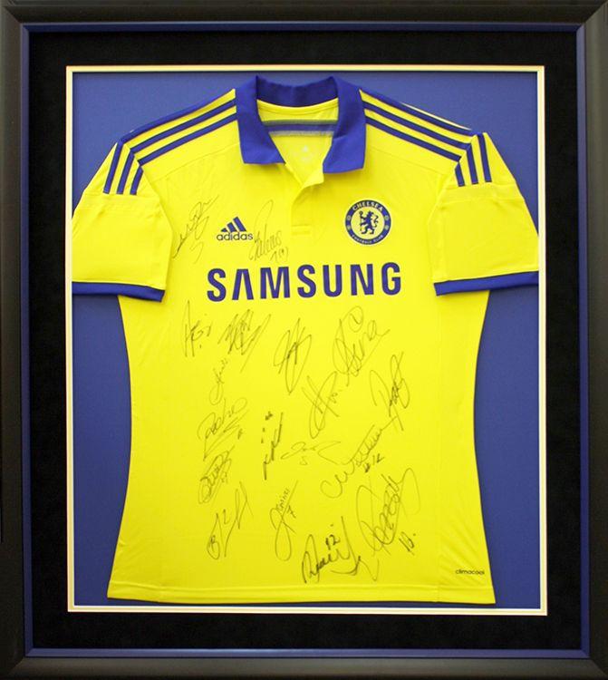 Autographed MLS Soccer Jerseys custom framed in a shadowbox! Design ...