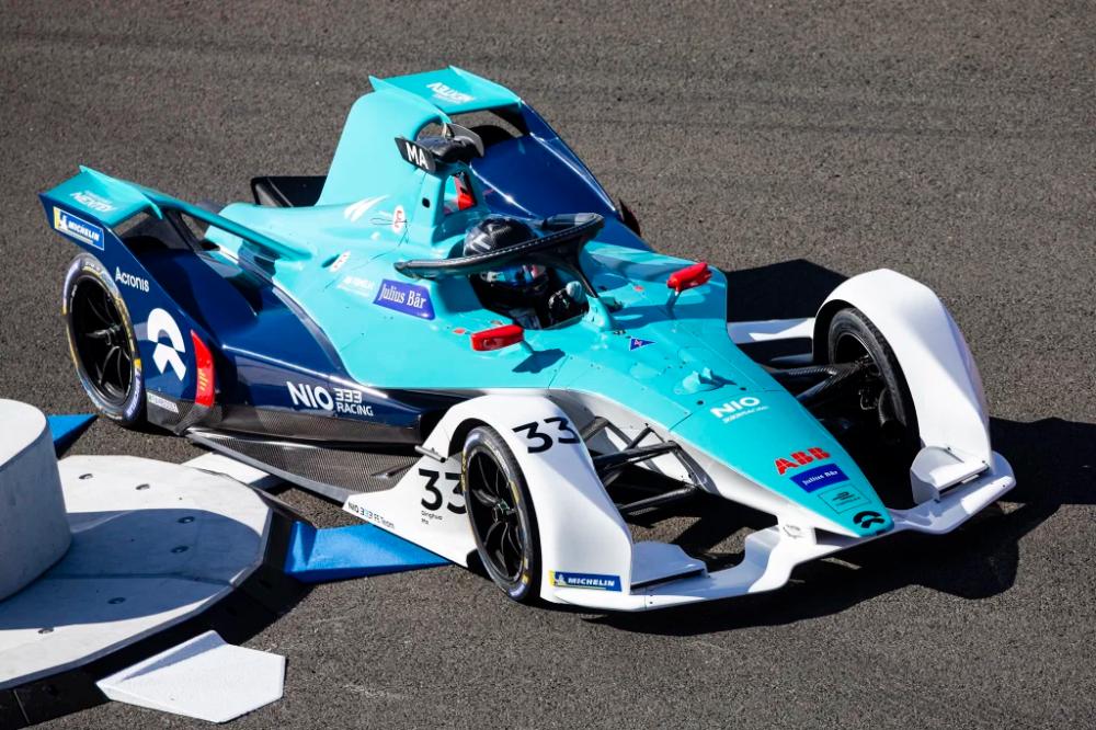 Nio 333 Fe Team In 2020 Motorsport Racing Formula E