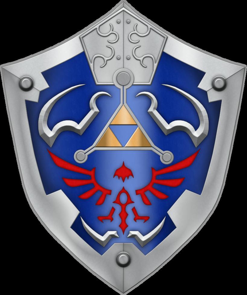 Tp Hylian Shield By Blueamnesiac Deviantart Com On Deviantart Zelda Twilight Princess Zelda Party Link Twilight Princess