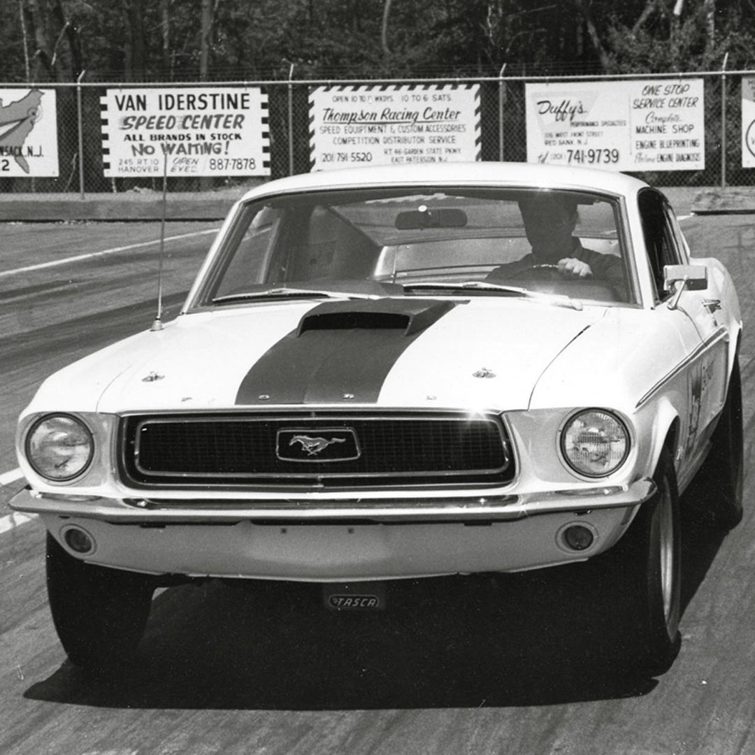 Tasca Ford Parts >> Here Is Tasca S Street Bertha 1968 1 2 R Code Mustang Street