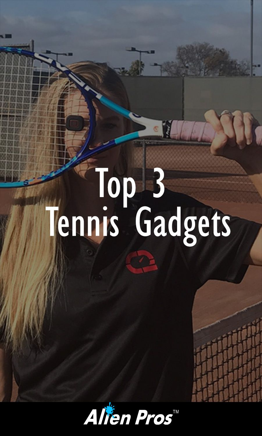 Tennis and Technology! Check out our article about the