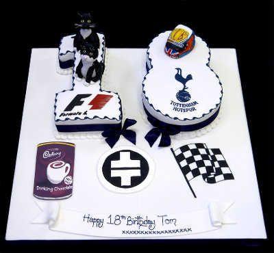 fiesta de 18 aos Pasteles para chics de 18 Pinterest Cake