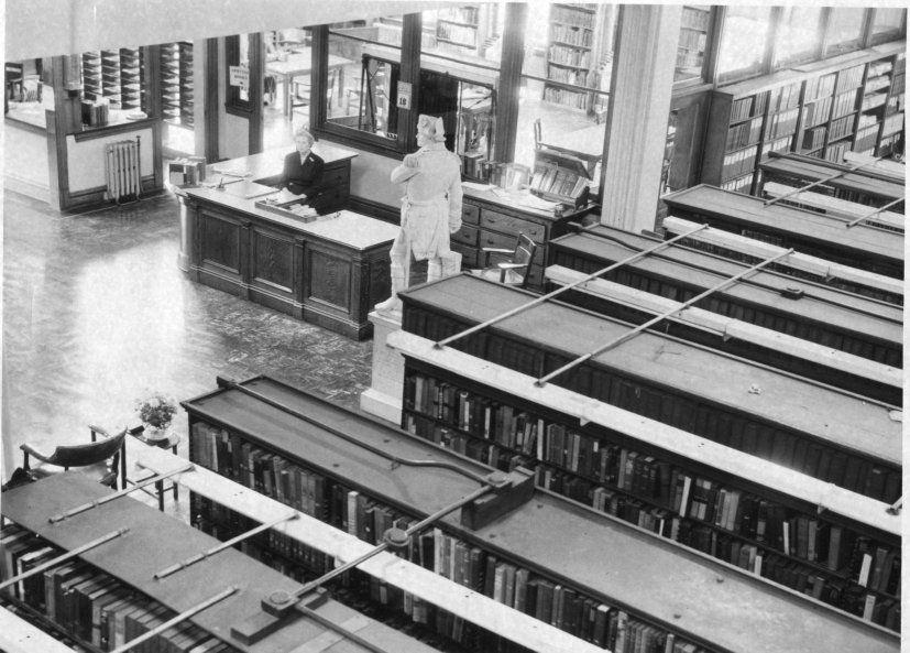 Market Street Wheeling WV   Wheeling History > Ohio County Public Library   Ohio County Public ...