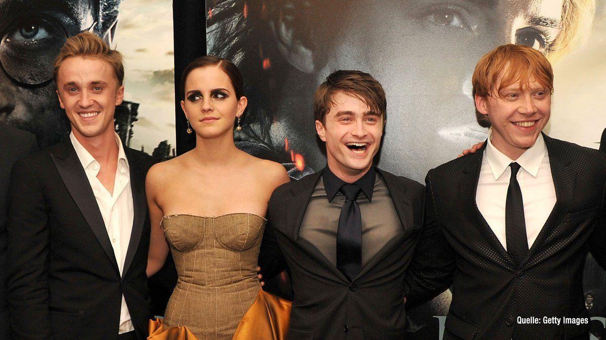 Rupert Grint Spricht Uber Funke Bei Tom Felton Emma Watson Tom Felton Emma Watson Ron Weasley