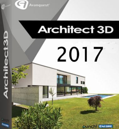 Avanquest Architect 3D Ultimate 2017 Serial Key Free Download 3d