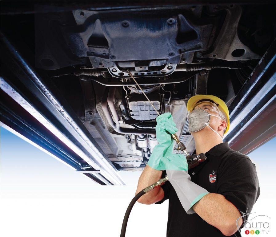 Rustproofing And Undercoating Meet Ziebart Car News
