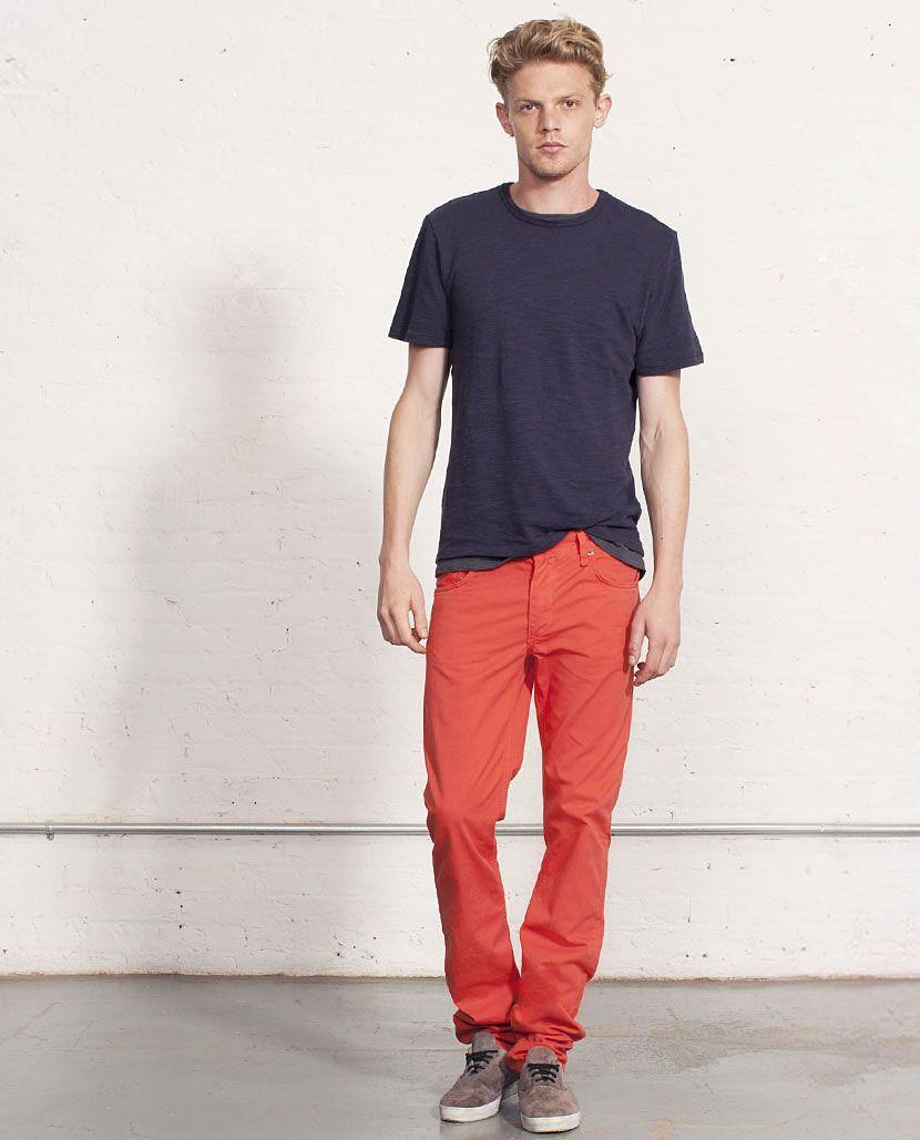 Rb23x - Red Orange | rag & bone Official Store
