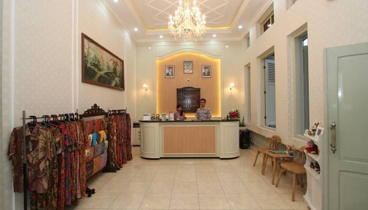 Harga Kamar Hotel Besar Purwokerto (Purwokerto) Hotel