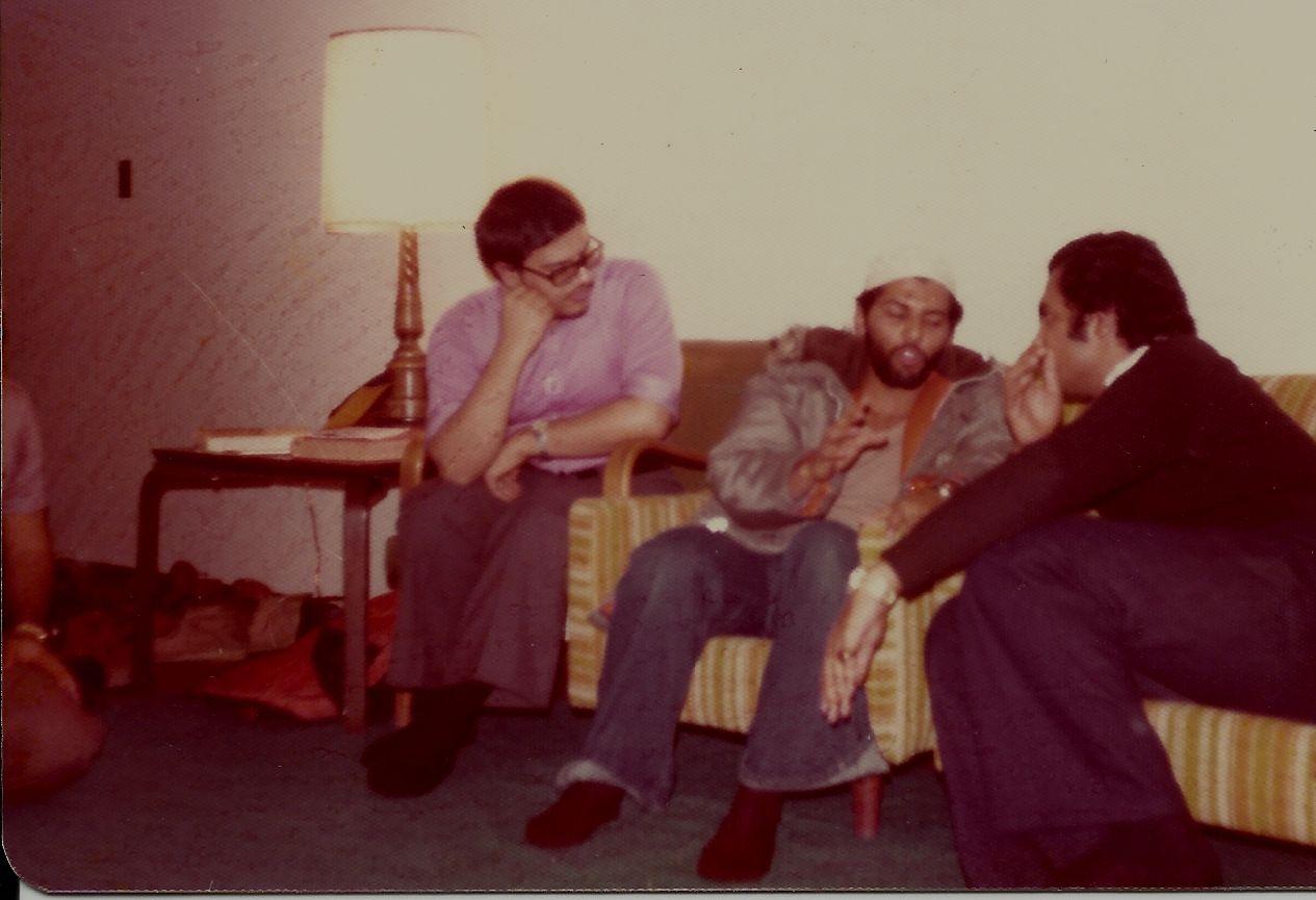 د بشير الرشيدي و عبدالرحمن العسعوسي و نجيب الرفاعي Memories Childhood Memories Kuwait