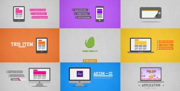 App Theme Service - Promo