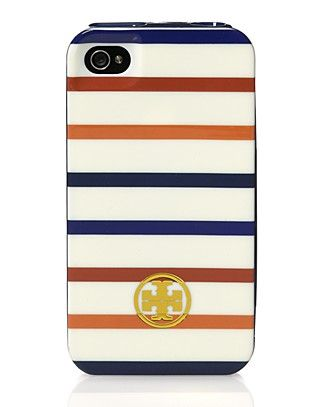 Tory Burch iPhone 4G Hard Case. $48