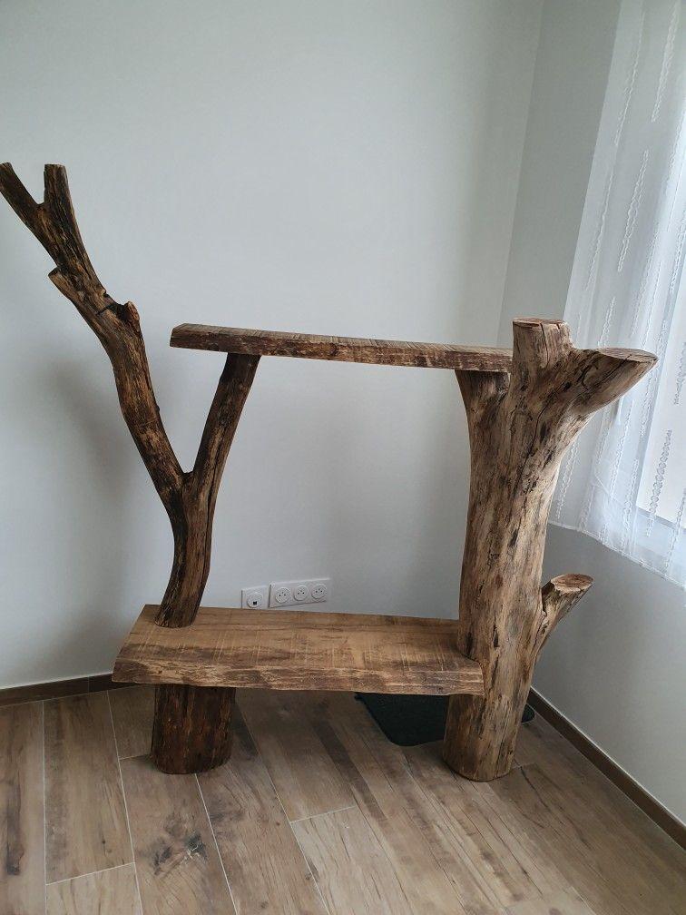 meuble tv en bois flotte meubles en