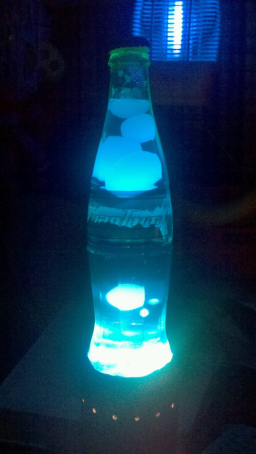 Amazing Made To Order Nuka Cola Quantum Lava Lamp In Paint Me A Perfect World  Productions $70