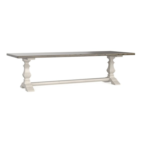 Bench Made Maple 108 Rectangular Table Dining Table With Bench