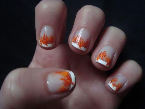 #fall #manicure