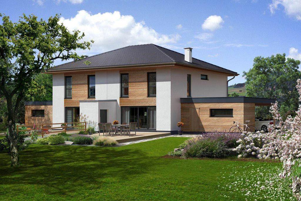 Exterieur Außenansichten · GfG Designhaus Hiện đại