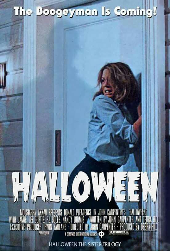 Halloween (1978) Donald Pleasance, Jamie Lee Curtis, Tony