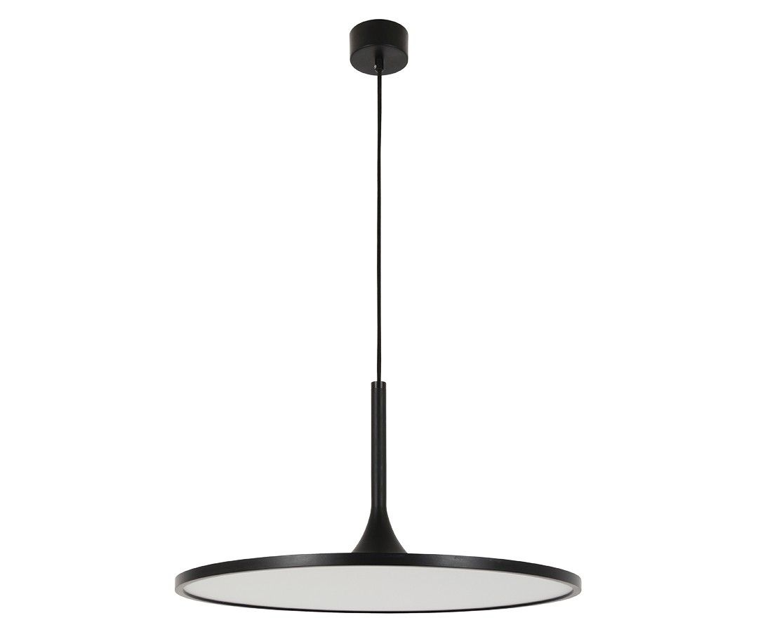 LEDlux Circa 2250 Lumen Dimmable Pendant In Black