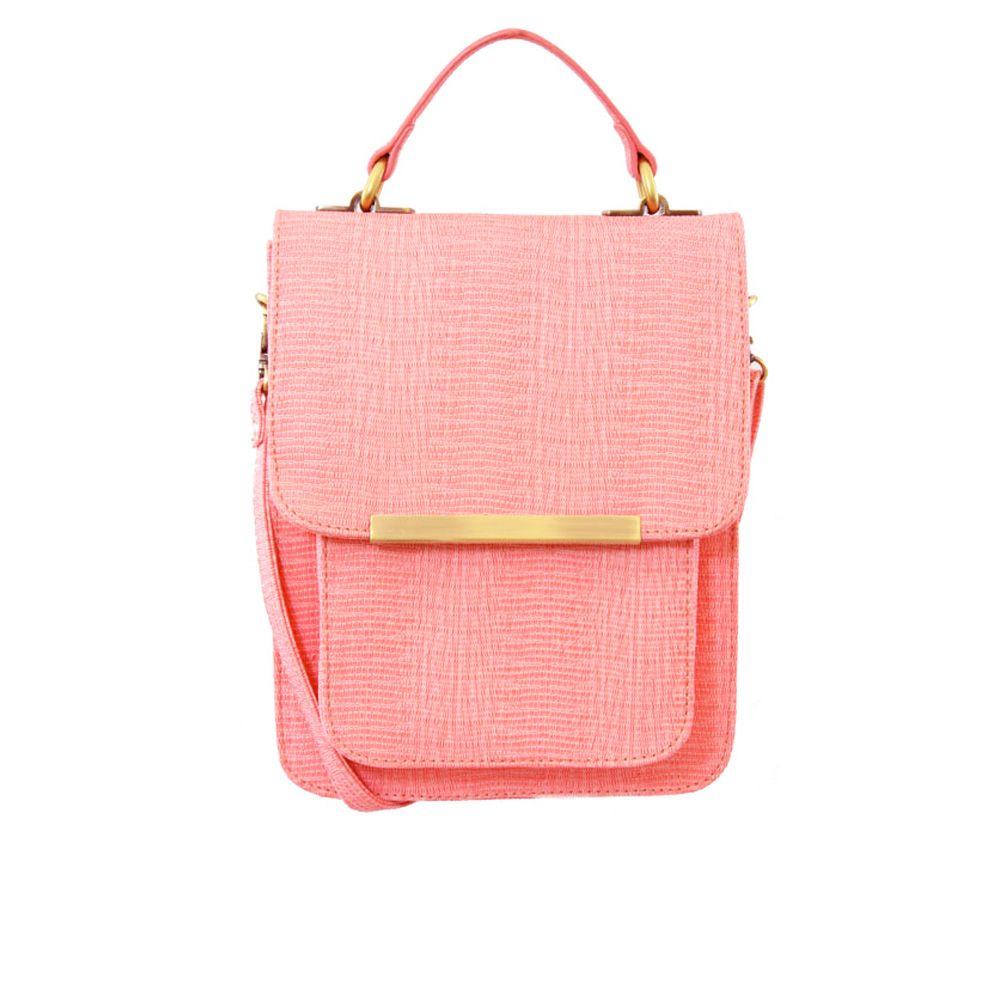 Top Handle Messenger Bag