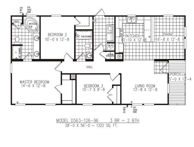 Pin On Destiny Homes Floorplans Ideas