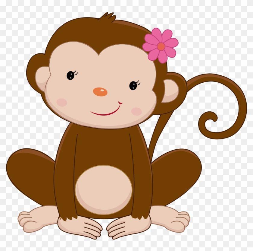 Little Monkey Baby Monkey Baby Clipart Monkey Clipart Little Monkey Png And Vector With Transparent Background For Free Download Monkey Illustration Cartoon Mom Baby Monkey