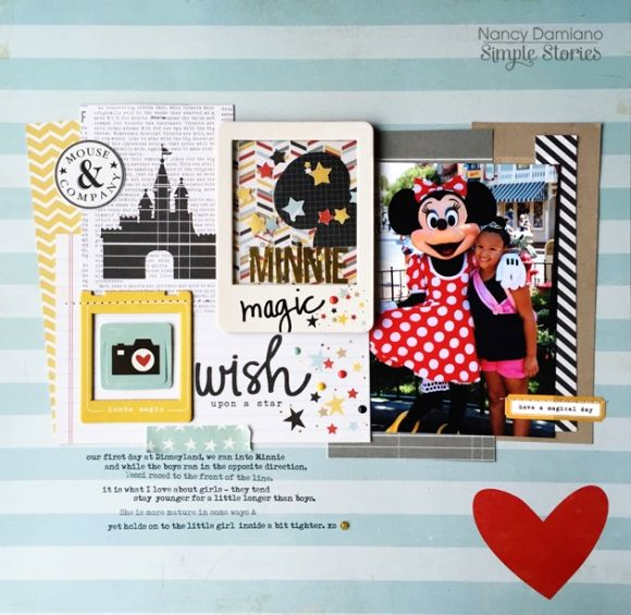 All Scrapbook Steals The Blog 1 Page Scrapbooking Sketches