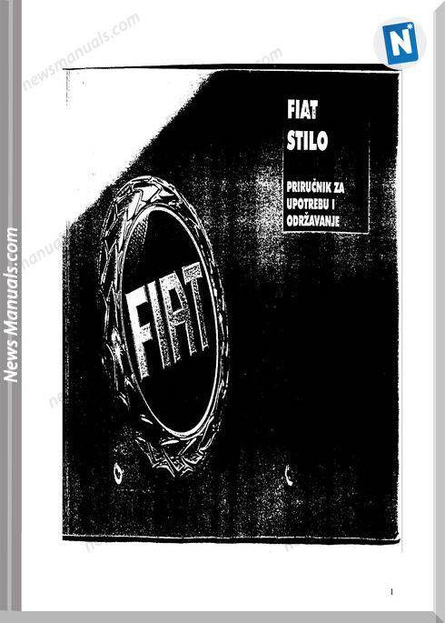 Fiat Stilo Rb Workshop Manual Rus