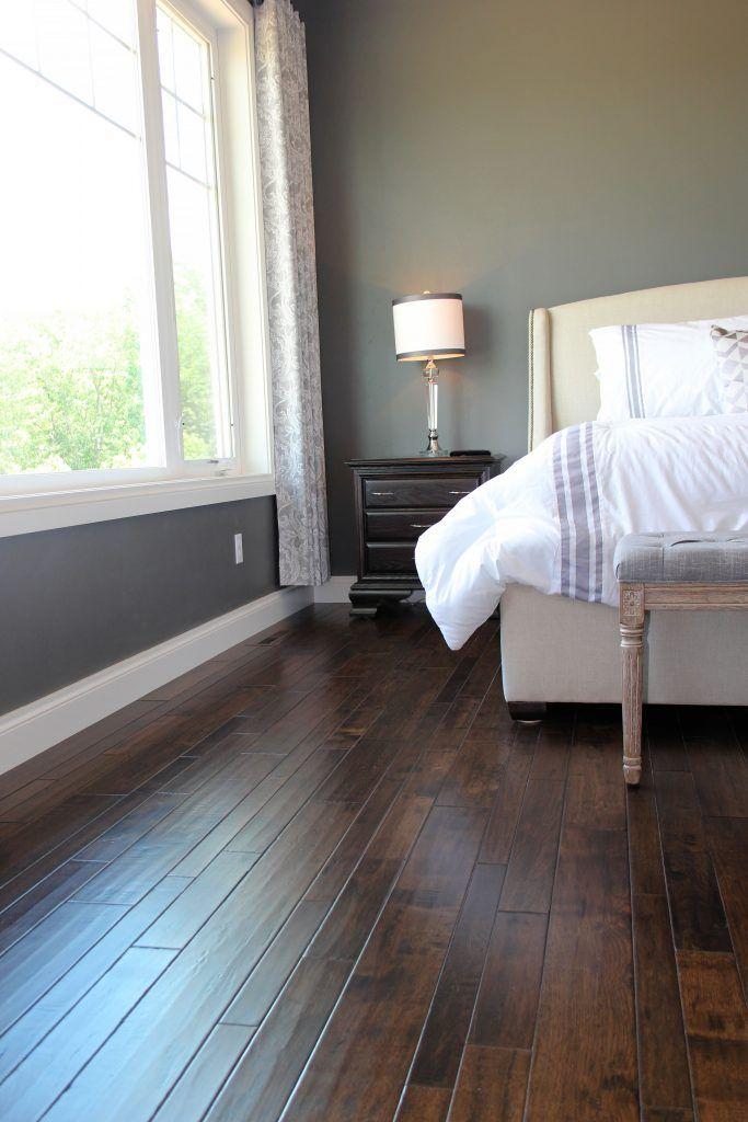 Floor Solid Hardwood Paramount Mountain Hickory Color Blackburn