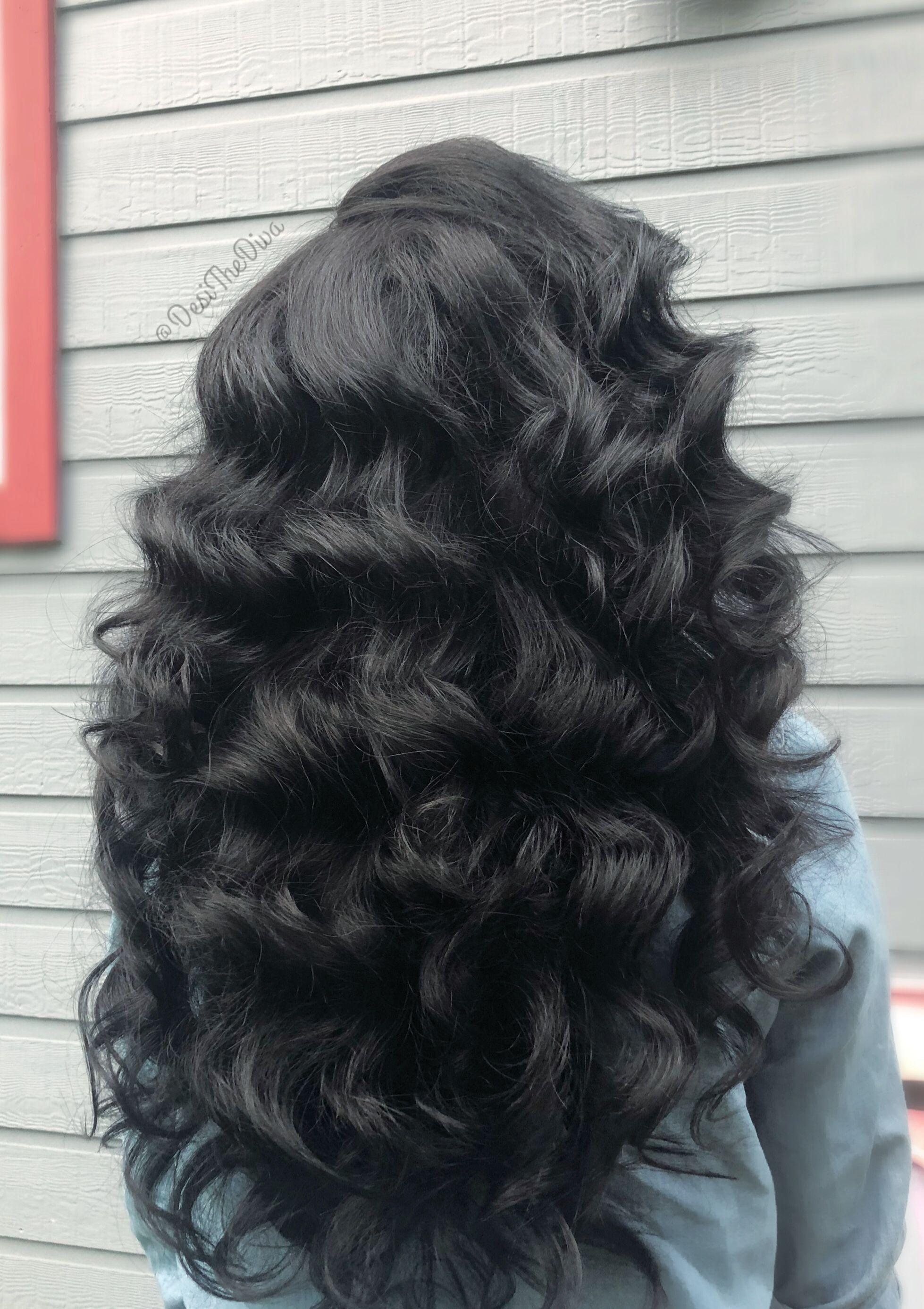 Big Super Model Hair Model hair, Celebrity hair stylist