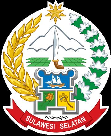 Lambang Sulawesi Selatan Wikipedia bahasa Indonesia