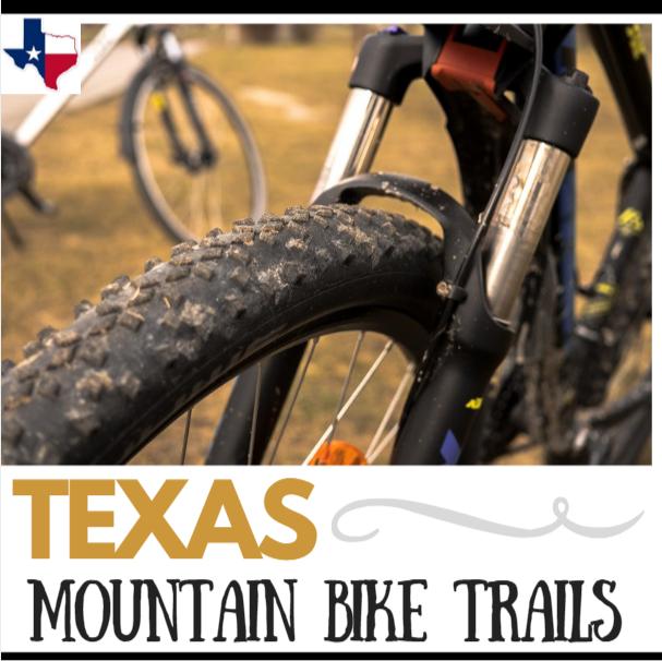 Best Mountain Bike Trails Texas