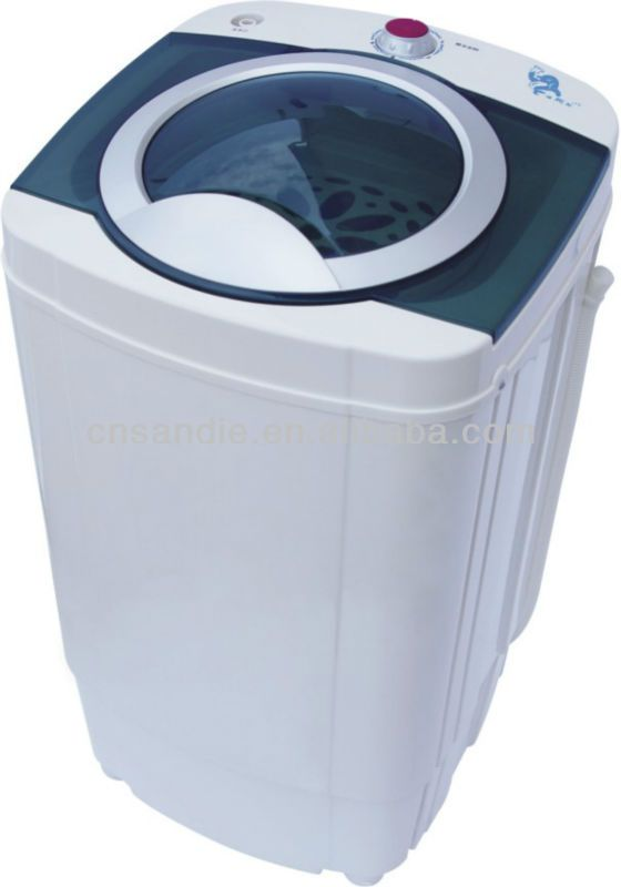 6kg Semi Auto Top Loading Single Tub Clothes Dryer Spin Dryer