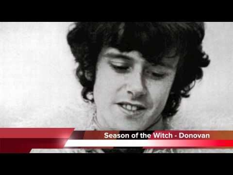 Season Of The Witch Donovan Lyrics And Guitar Chords Youtube
