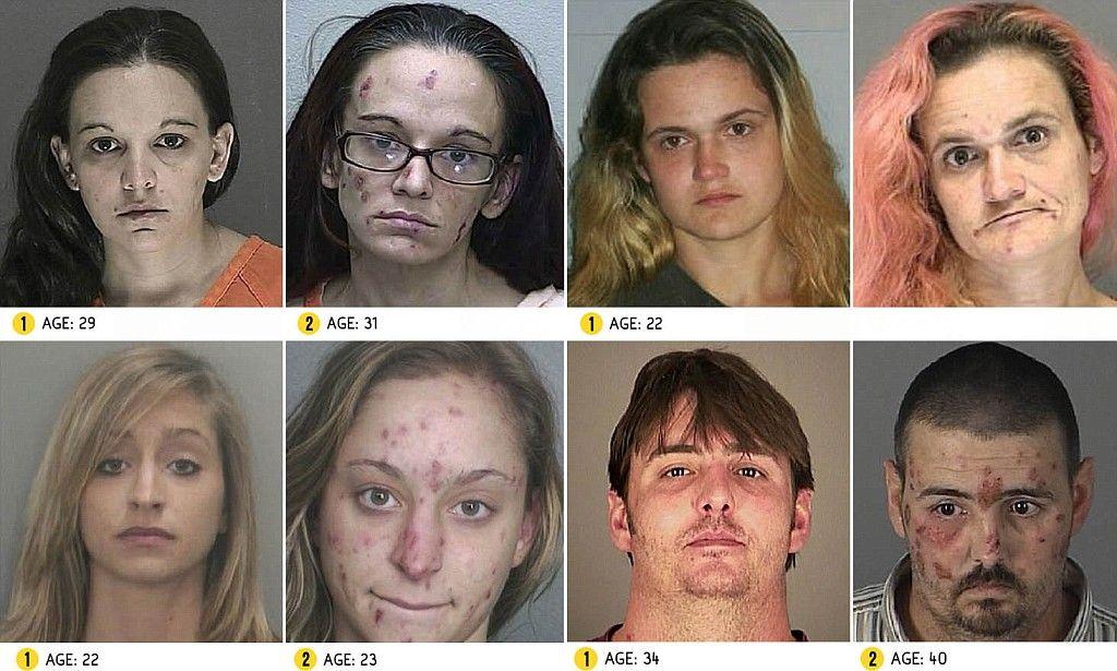 drug addiction shows