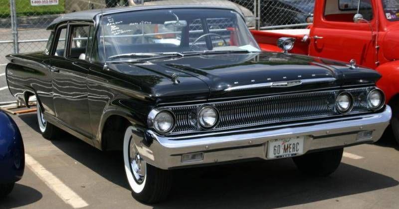 Classic Cars Of The Mercury Cars Mercury Cars
