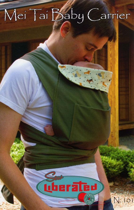 Mei Tai Baby Carrier by PharrOutQuilts on Etsy