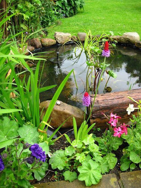 53 Cool Backyard Pond Design Ideas