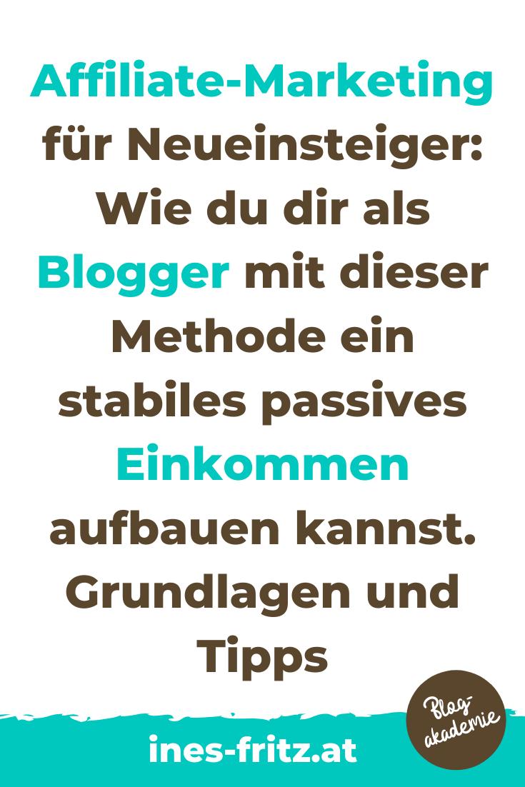 Pin auf Mit Bloggen Geld verdienen