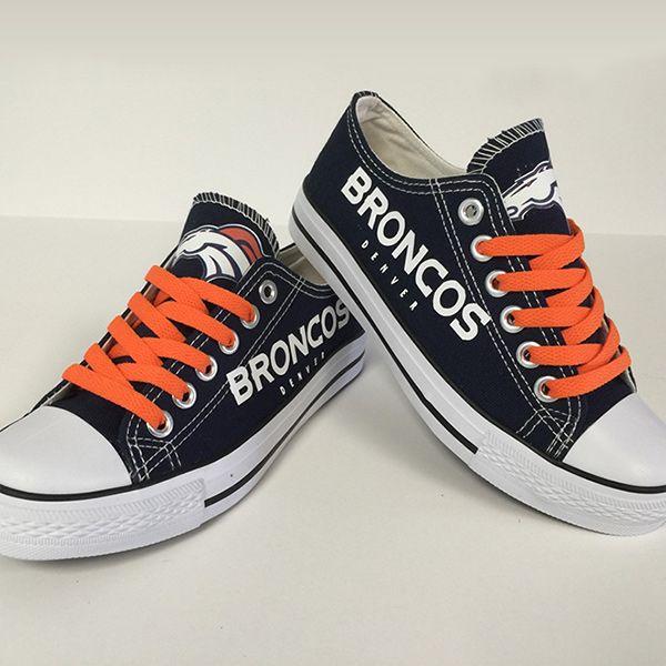 d9a4943bc3d6 Denver Broncos Converse Sneakers - http   cutesportsfan.com denver-broncos