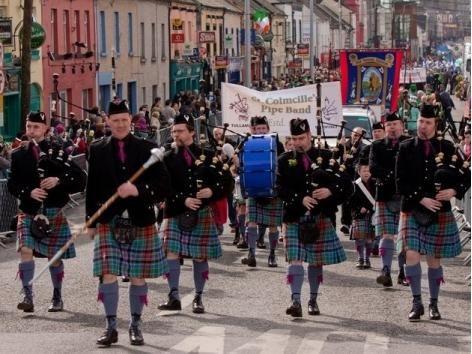 Tullamore St. Patrick's Day