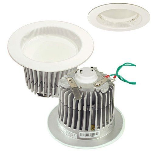 Cree Lr6 Dr1000 Led Downlight 2700k Energy Star Led By Cree 126 83 Wattage 12 5 Watt Base Type With Images Downlights Recessed Lighting Kits Recessed Light Bulbs