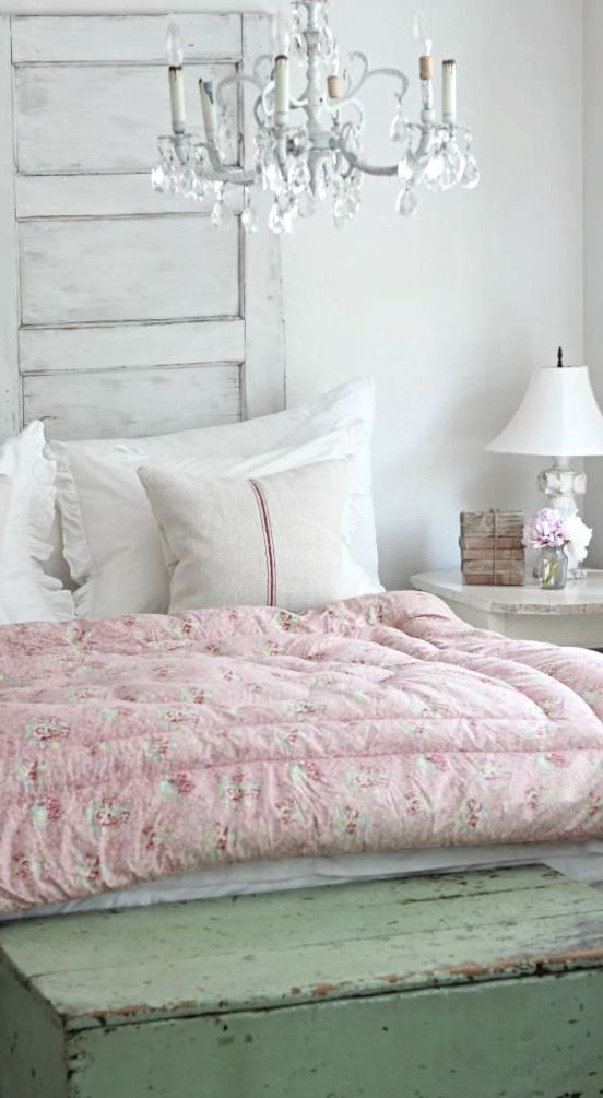 brocante slaapkamer - shabby chic & brocante | Pinterest - Brocante ...