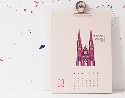 New York City 2015 Calendar