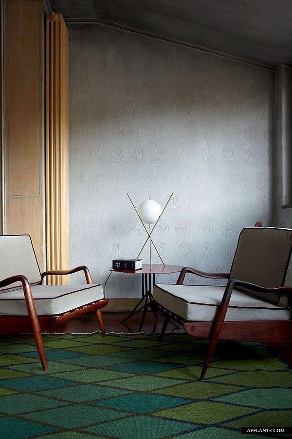 Angolo salotto vintage. #rifarecasa #maistatocosifacile grazie a #designbox & #designcard #idfsrl*