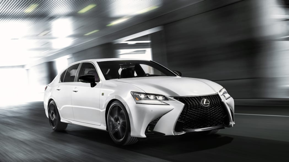 2020 Lexus Introduces Gs 350 F Sport Black Line Special Edition In 2020 Lexus Dream Cars Jeep Cars And Coffee