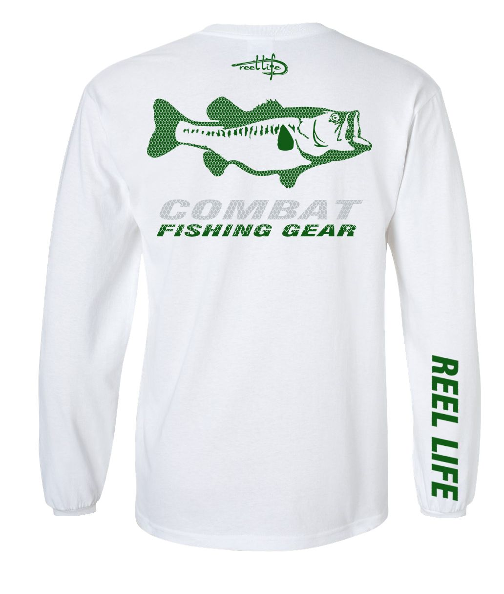 Men 39 s fishing apparel for saltwater and freshwater angler for Saltwater fishing shirts