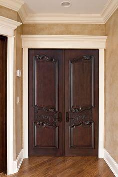 Charmant Solid Wood Doors,panel Door,house Doors,masonite Doors,front Door Design