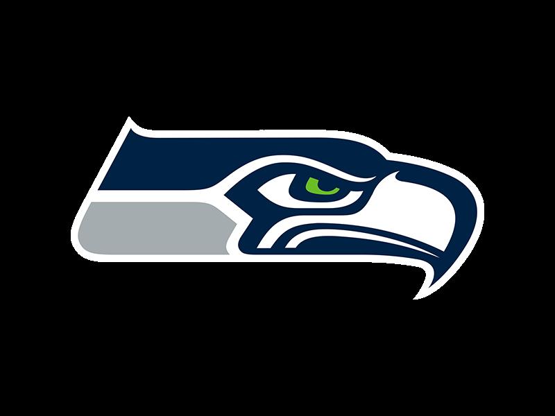 Seattle Seahawks Logo   Seattle seahawks logo, Seattle ...