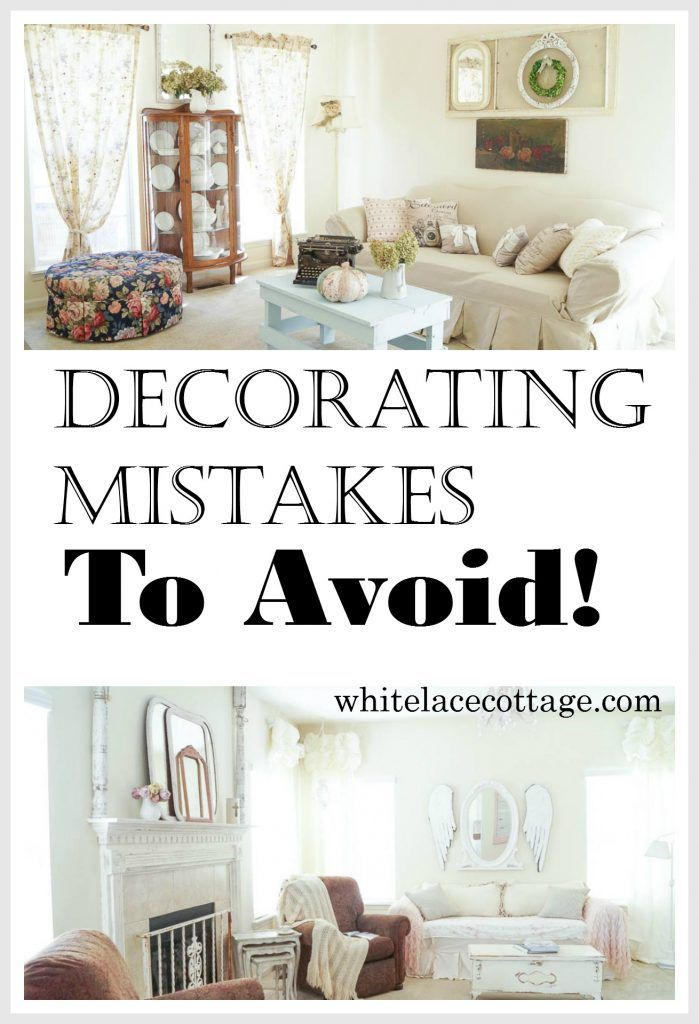 Decorating mistakes to avoid home decor trends decor - Decorating trends to avoid ...