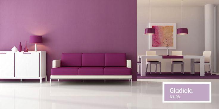 Prueba estos colores para darle una imagen fresca a tu - Gama de colores para interiores ...